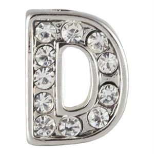 Picture of Silver 'D' Charm
